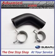 Genuine Subaru Modine Oil Cooler Water Coolant Hose And Pinch Clips 807611031
